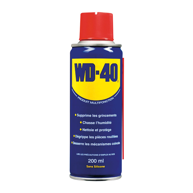WD-40 200 ml Spray (x 36)