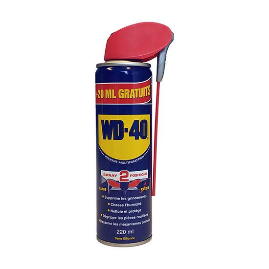 WD-40 200 ml + 20ml double Spray (x 20)
