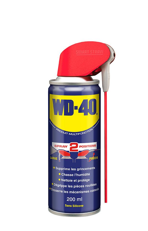 WD-40 200 ml  double Spray (x 20)