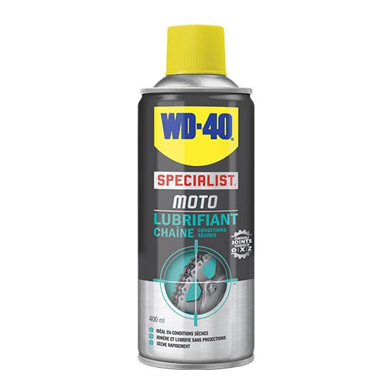 WD-40 lubrifiant chaîne