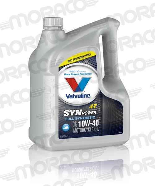 Valvoline SynPower 4T SAE 10W-40