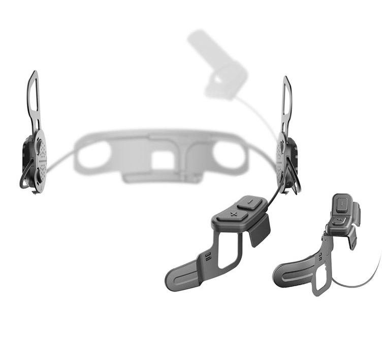 *Syst. de com. SENA 10U pour casque Shoei GT-Air