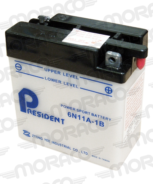 Batterie GS 6N11A-1B