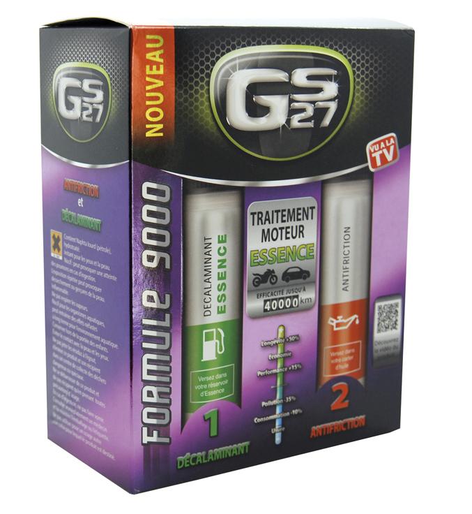 Formule 900 essence GS27