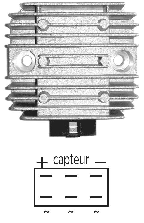 Régulat.12V GPZ600R-GPX600R(88/94)-VN750
