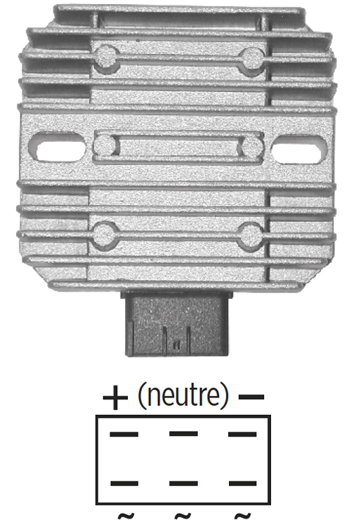 Régulateur SUZUKI BURGMAN 400 (03/08)