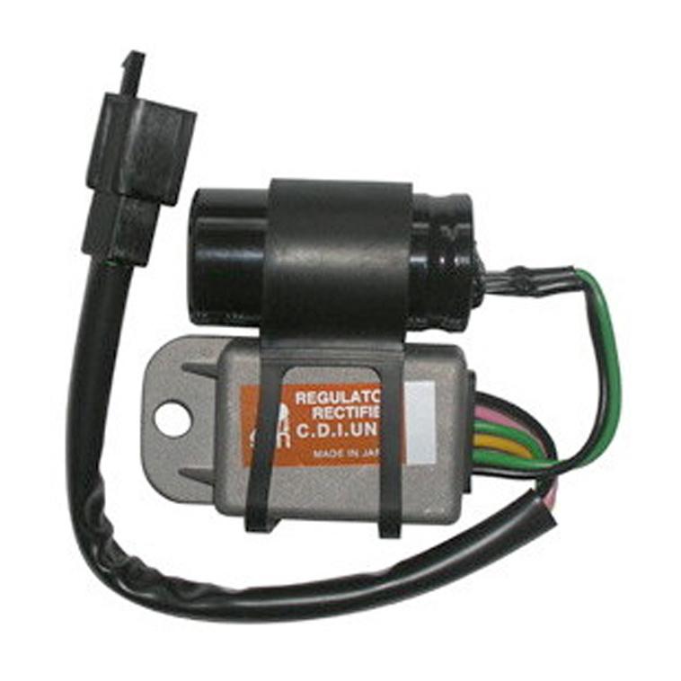 Régulateur 12V/CC HONDA XR 650 R