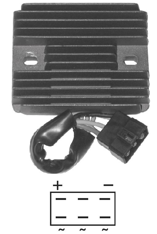 Régulateur SUZUKI GSX-R 600/750/1000