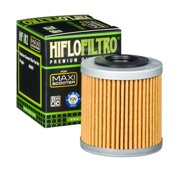 FILTRE PREMIUM SCOOTER HIFLO HF182