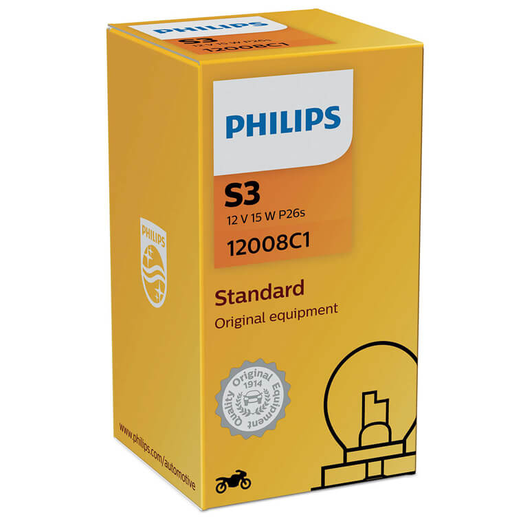 Lampe Philips - S3 - Standard