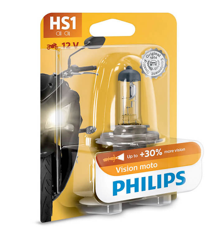 Lampe Philips - HS1 - Vision Moto