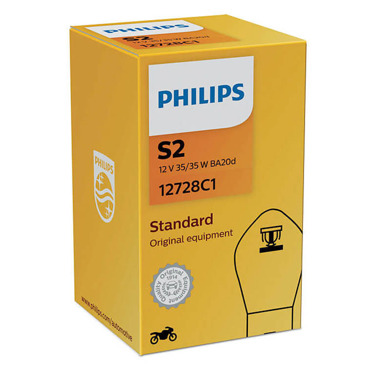 Lampe Philips - S2 - Standard
