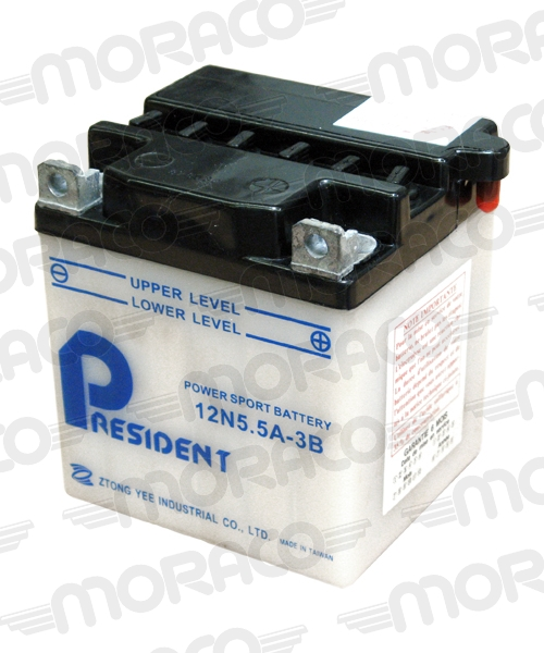 Batterie GS 12N5,5A-3B