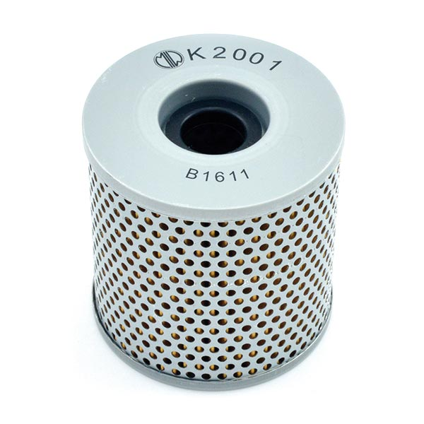 Filtre huile K2001