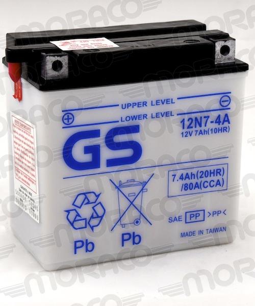 Batterie GS 12N7-4A