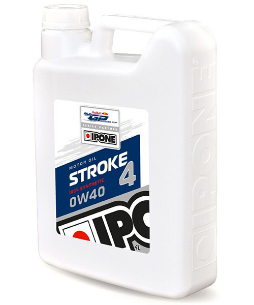 Ipone Stroke 4 OW40 (4 litres)