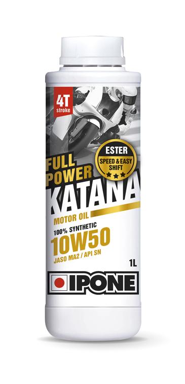Ipone Full Power Katana 10W50 (2 litres)