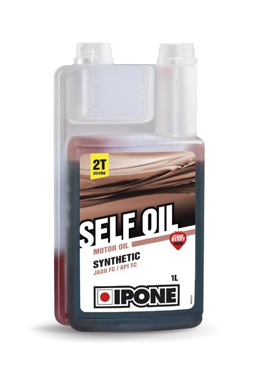 Ipone Self Oil - Senteur fraise (1 litre)