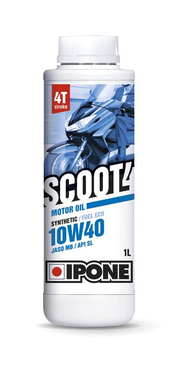 Ipone Scoot 4 10W40 (2 litres)
