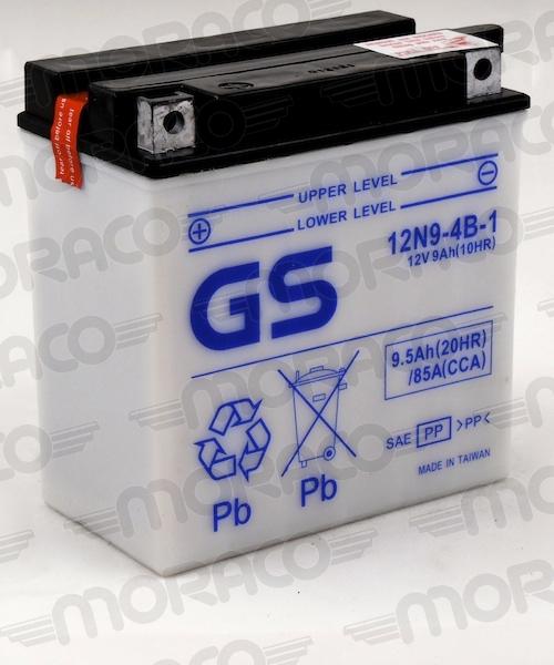 Batterie GS 12N9-4B-1