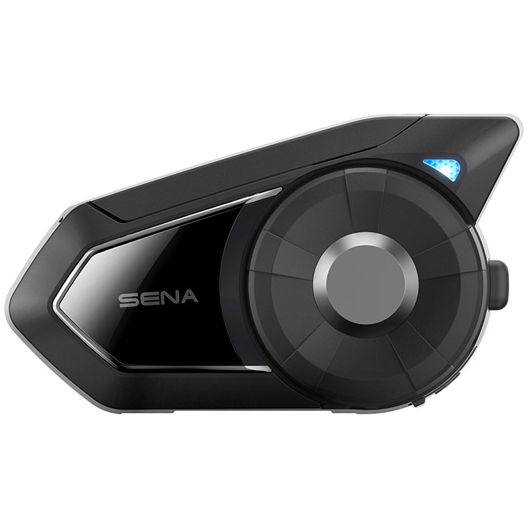 *Syst. de com. SENA 30K x 1 pour moto Ecouteurs HD