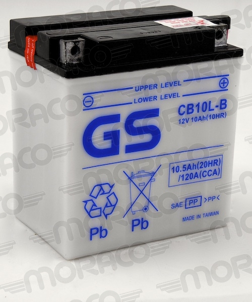 Batterie GS CB10L-B