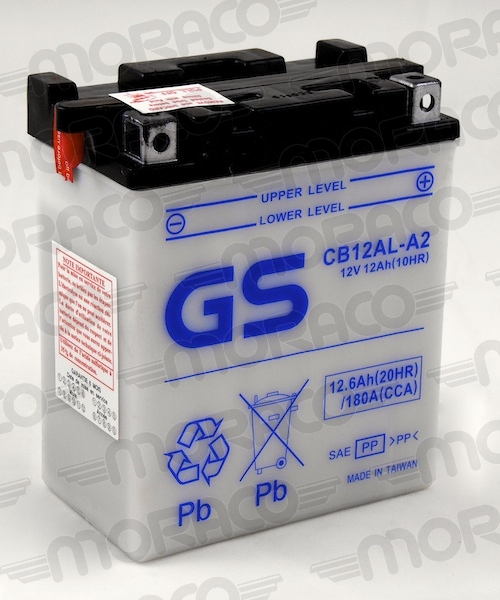 Batterie GS CB12AL-A2