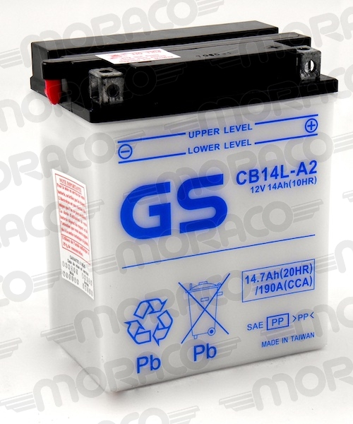 Batterie GS CB14L-A2