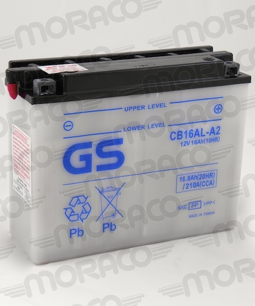 Batterie GS CB16AL-A2