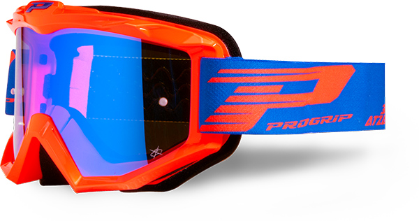 ATZAKI Mirror 3201FLOF Orange Fluo