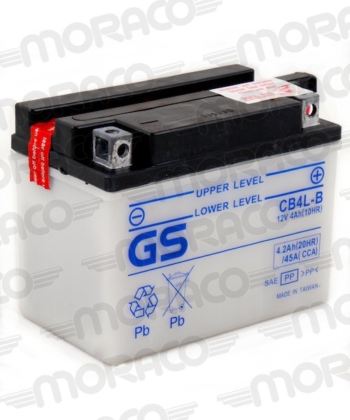 Batterie GS CB4L-B