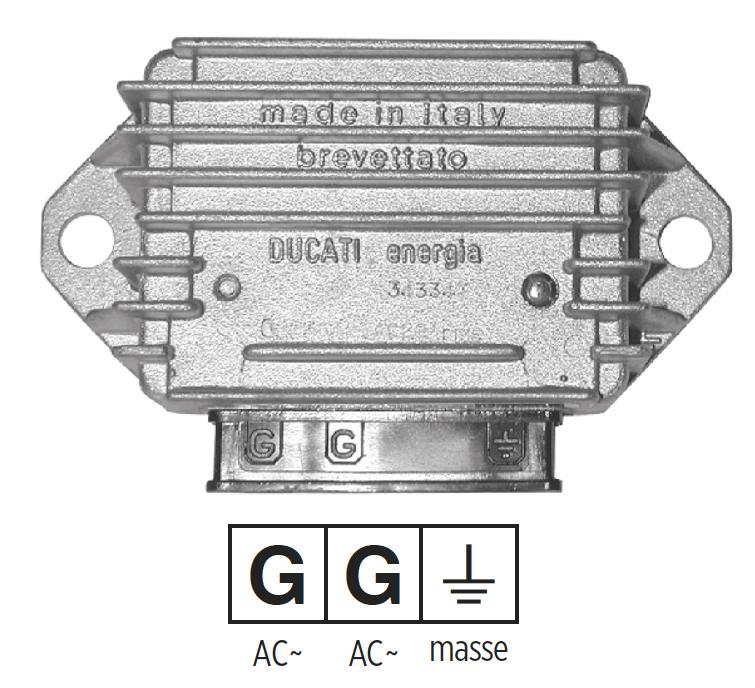 Régulateur Ducati Energia