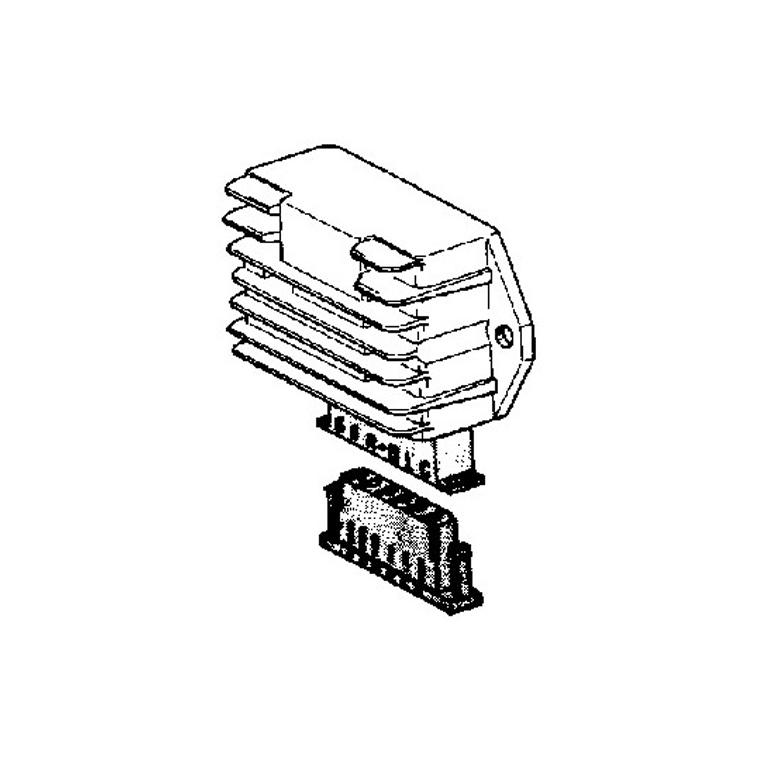 DUCATI Régulateur 12V/25A C/SPIA - C.C.