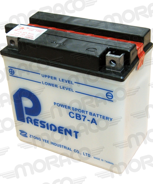 Batterie GS CB7-A