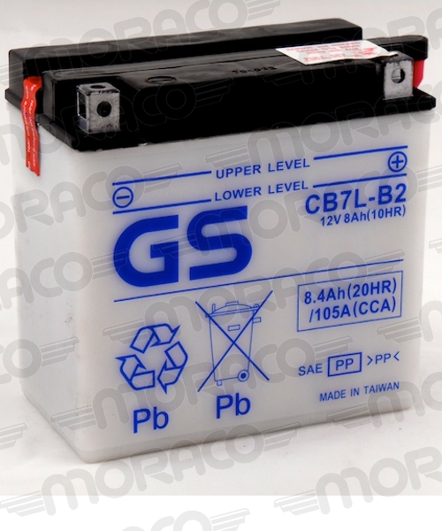 Batterie GS CB7L-B2