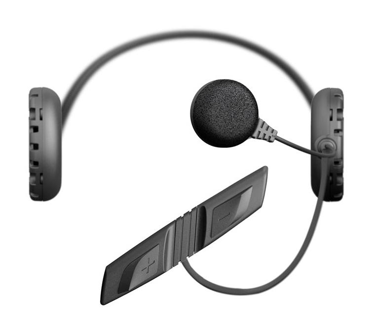 Système de communication et intercom Bluetooth® 3S