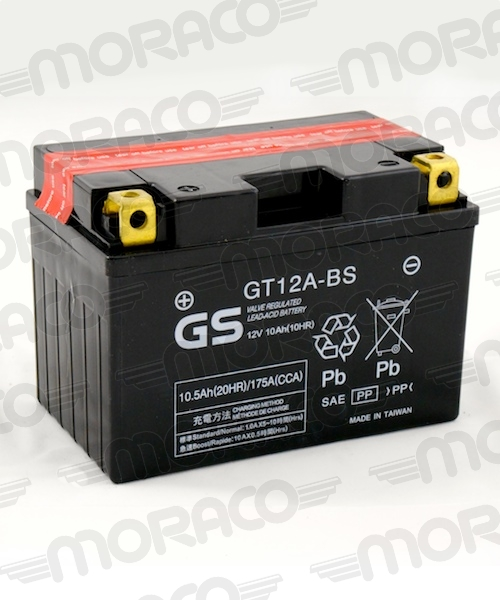 Batterie GS GT12A-BS