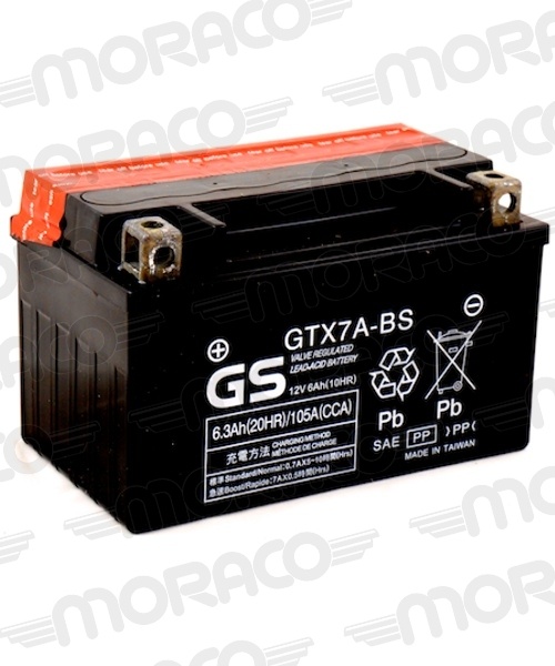 Batterie GS GTX7A-BS