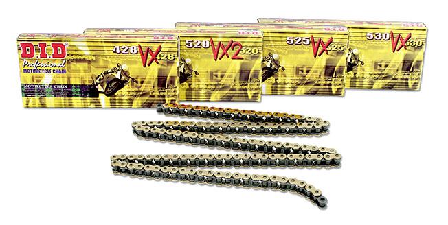 Chaine DID530VX(G&B) ZJ