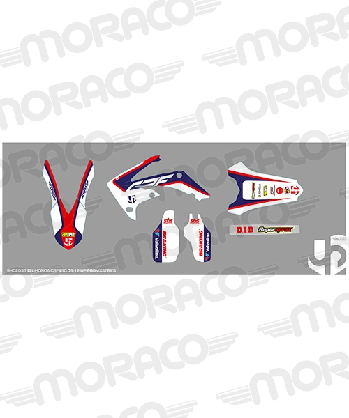 Destockage Kit déco UP Honda
