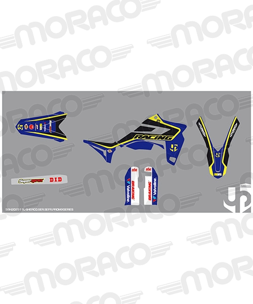 Kit déco UP Sherco