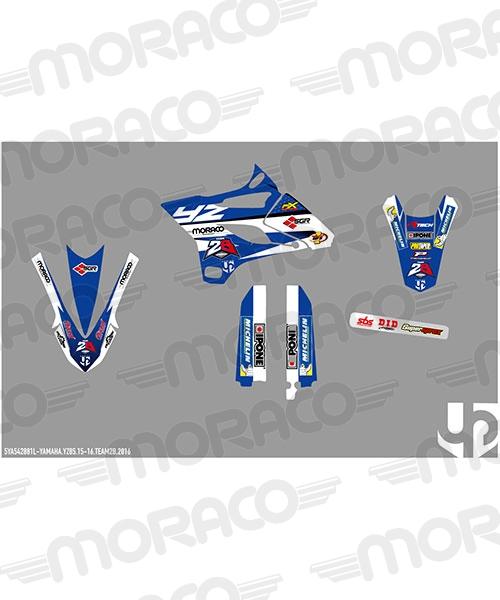 Kit déco UP Yamaha