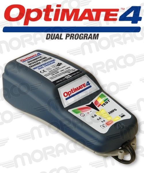 Optimiseur OptiMate 4 TM-240 DUAL Program