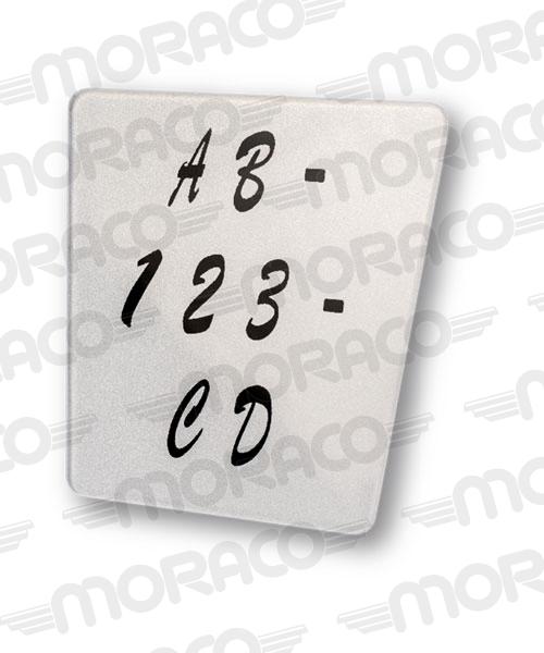 Plaque Moto Tuning 100*100