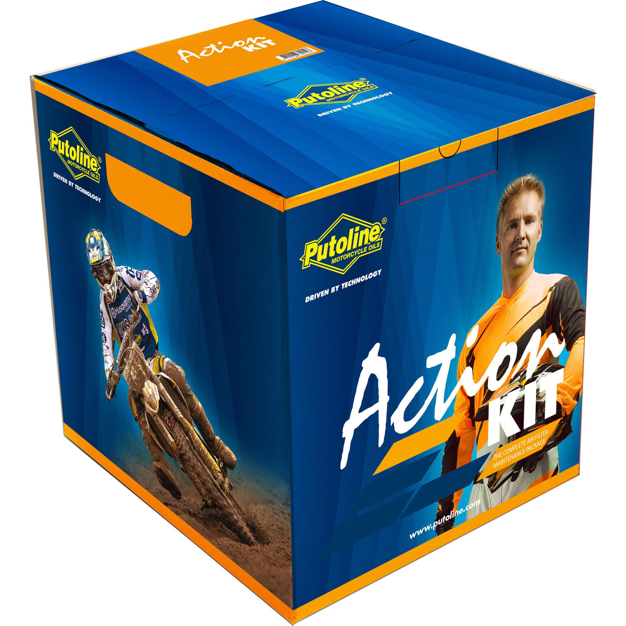 Entretien filtre à air Putoline Action Kit