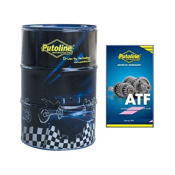 60L Fût H. de boite Putoline ATF
