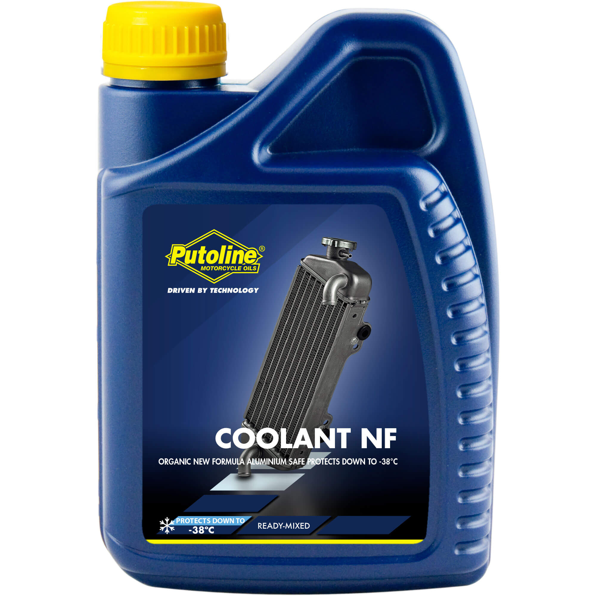 1L Liquide de refroidissement Putoline Coolant NF