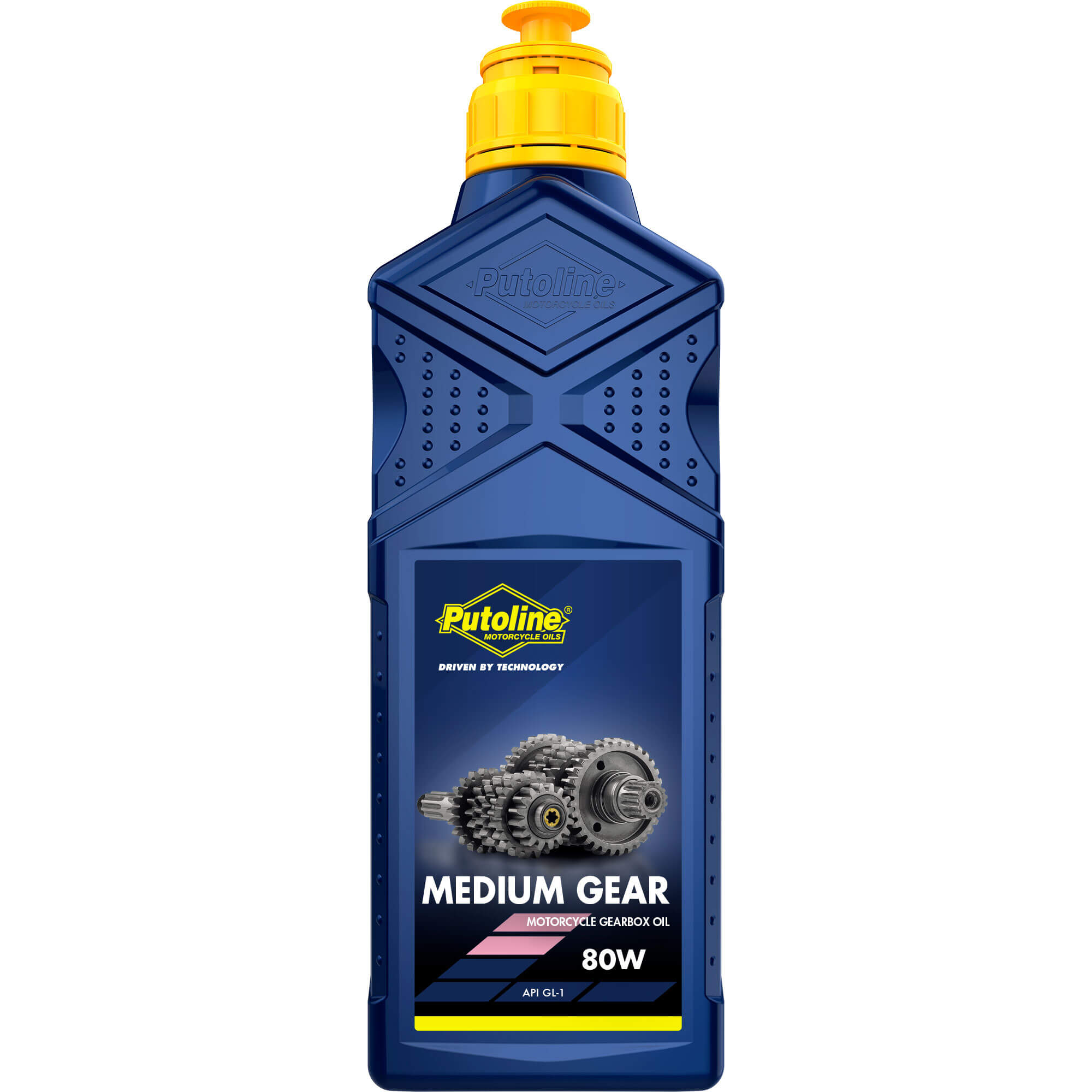 1L H. de boite Putoline Medium Gear 80W