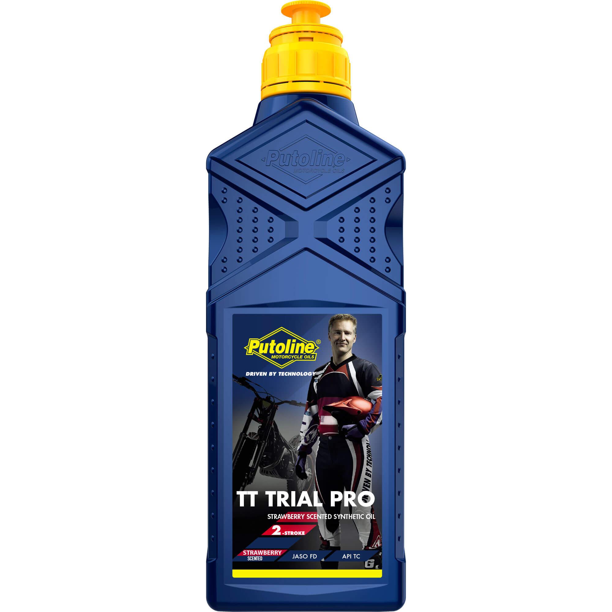 Bidon de 1 L H. Moteur Putoline TT Trial Pro Scented