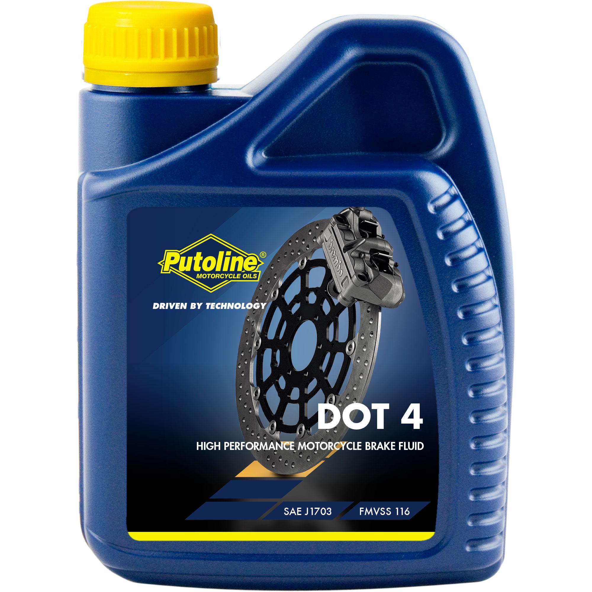 500 ml liquide de frein Putoline DOT4
